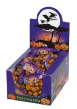 Milk Chocolate Pumpkin In A Net 75g